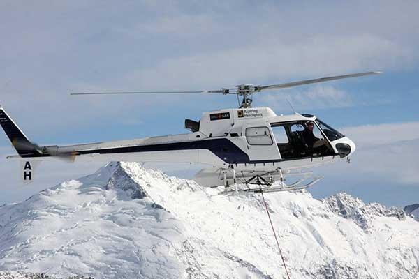 Aspiring Helicopters Wanaka
