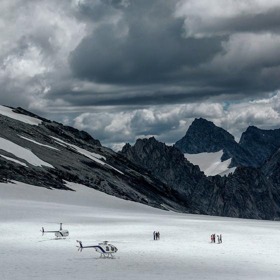 Isobel Glacier