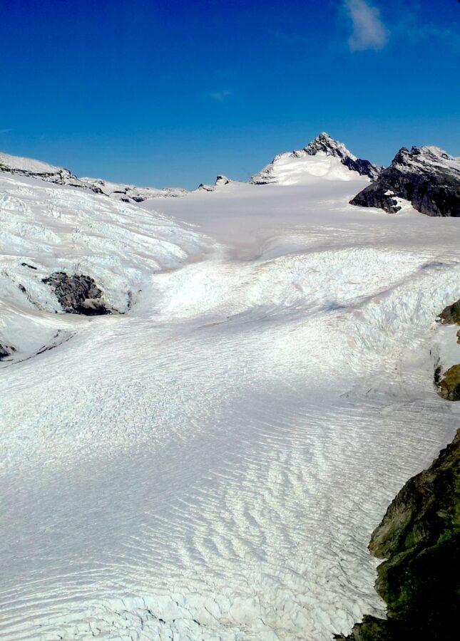 Glacier Helicopter Flight